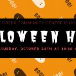 Halloween Howl (2+ yrs)-Oct 26