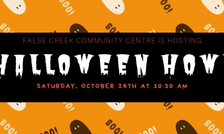 Halloween Howl (2+ yrs)-Oct 26