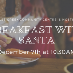 Breakfast with Santa (2+ yrs)-Dec 7