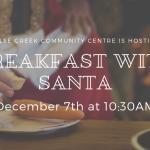 Breakfast with Santa (2+ yrs)-Dec 7