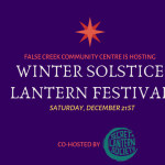 Winter Solstice Lantern Festival-Dec 21