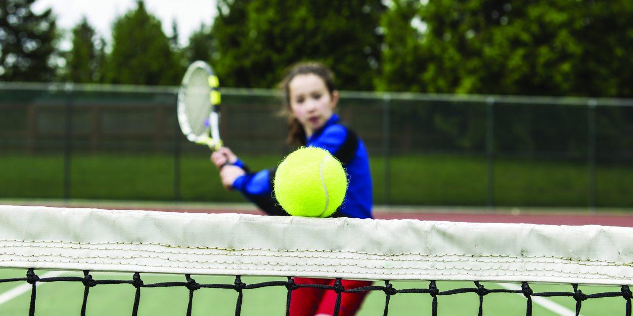 Tennis Camp: Hit, Bike & Hike (12-16 yrs)