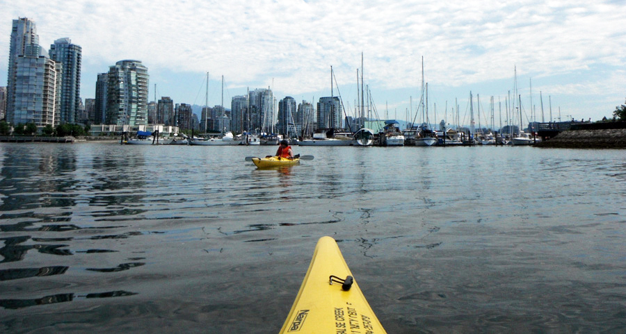 Ocean Kayak Instructors Job Opp