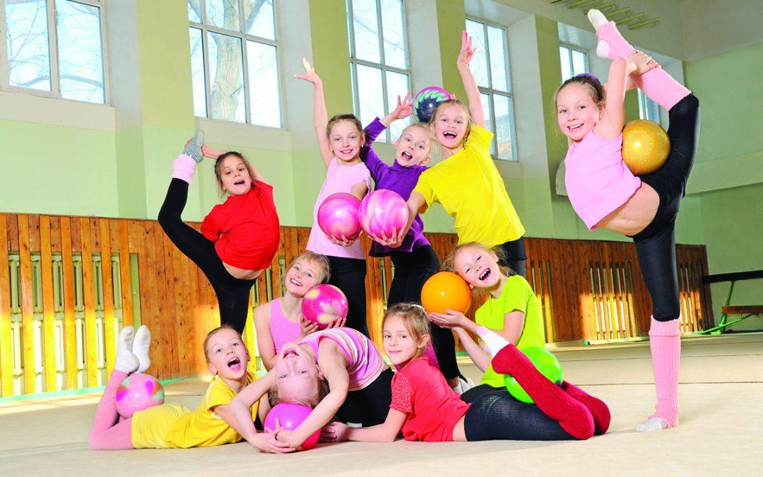 Rhythmic Gymnastics (4-12 yrs)-Thursdays