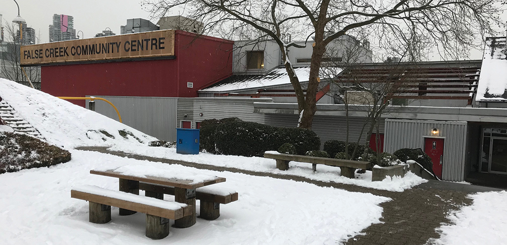 False Creek Community Association President's Message Winter 2020