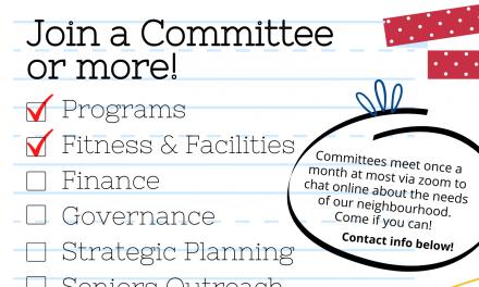 Hey False Creek-Fairview Neighbourhood Join a Committee