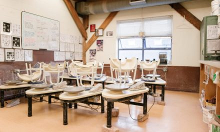 Pottery Classes on Granville Island