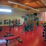 We have exciting news. The Fitness Centre is now open!