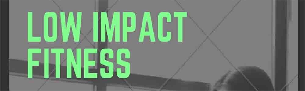 Low Impact Fitness Fridays