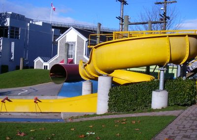 Granville Island Waterpark Large Slide