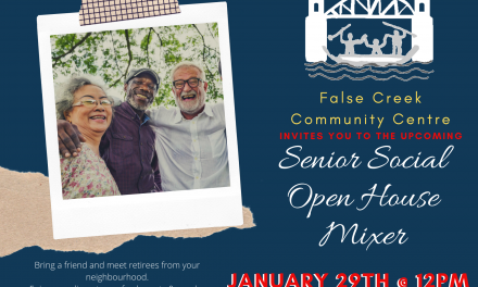 Senior Social Open House Mixer-Jan 29