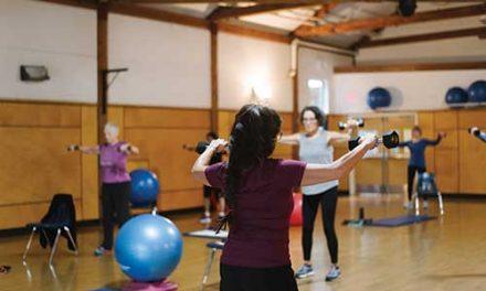 Pilates | Abs, Butt, and Core Nov-Dec Classes