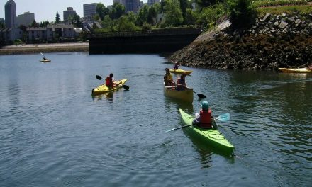 Canoe, Kayak & SUP Clubs At False Creek Community Centre