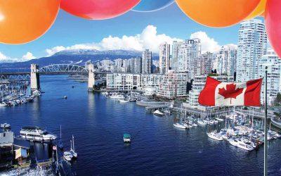 Canada Day Celebrations-Jul 1