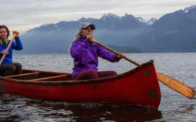 Canoeing Programs on Granville Island