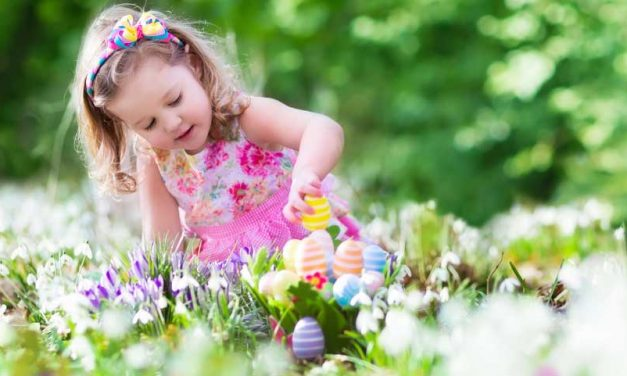 Easter Eggstravanza 2-8 yrs-Apr 13