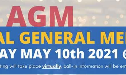 FCCA Annual General Meeting-May 10