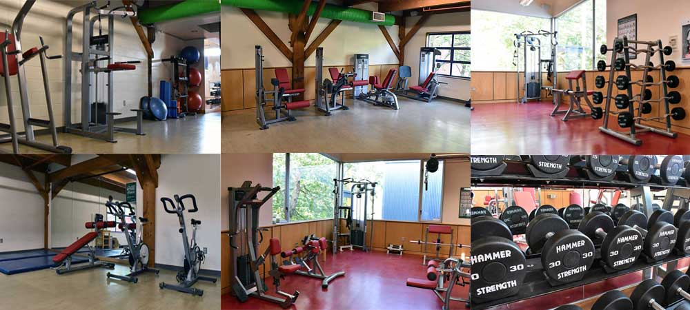 Fitness Centre now has Brand New Strength Equipment