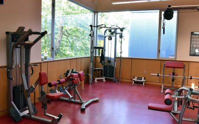 Fitness Centre now has Brand New Strength Equipment