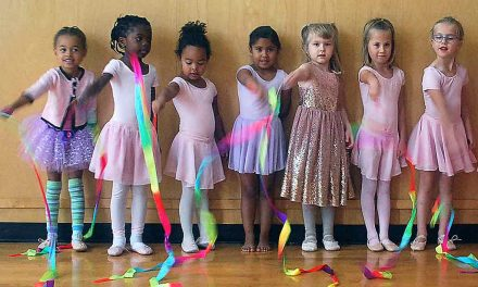 Jazz Ballet, Aerobatic Dance Kids Programs