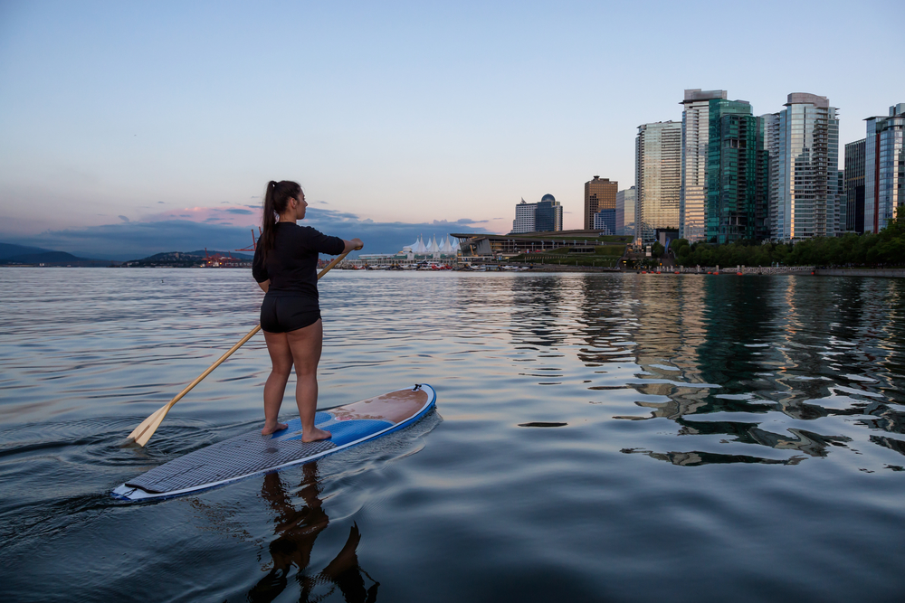 Stand Up Paddle Board Courses